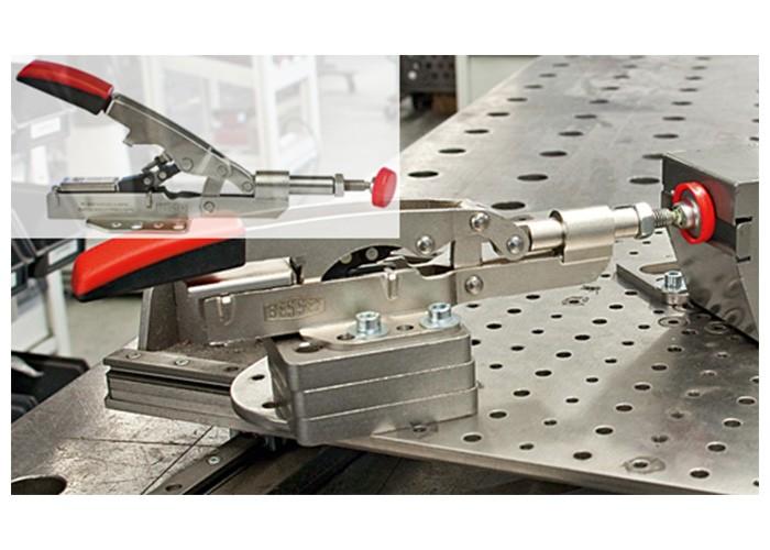 Schubstangenspanner mit waagrechter Grundplatte STC-IHH /10