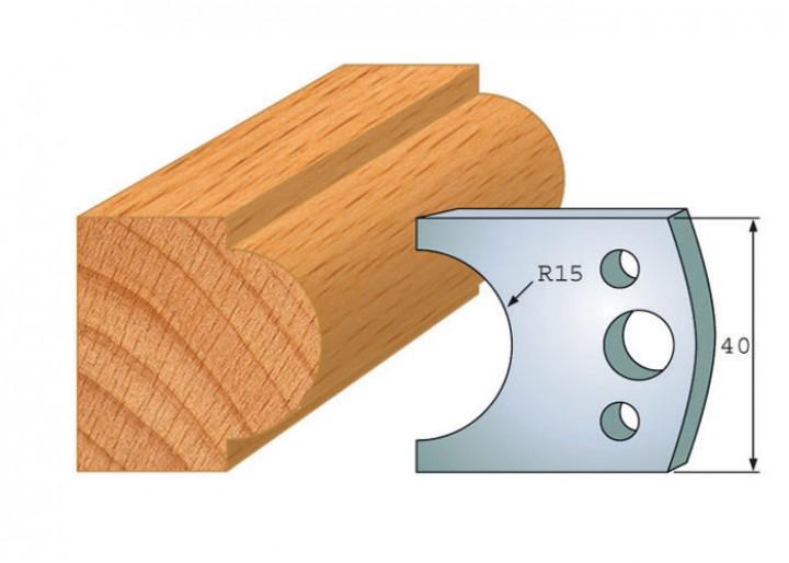 Profilmesser-Paar 066