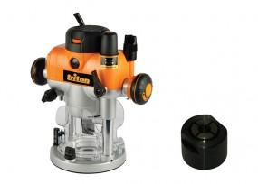 Oberfräse Triton 2400W inkl. 8 mm Spannzange