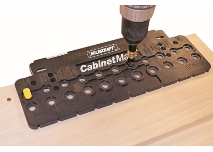 Loch-Bohrschablone CabinetMate