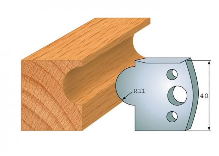 Profilmesser-Paar 093