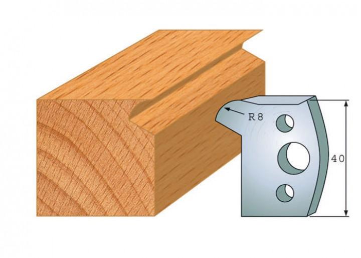 Profilmesser-Paar 116