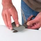Diamantschleifstein Scheckkartenformat