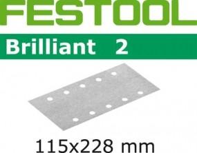 Schleifstreifen STF 115x228 P400 BR2/100