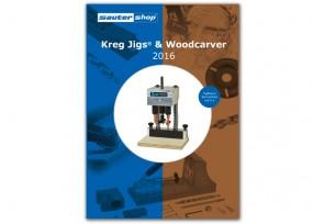 sauter Kreg Jigs und Woodcarver 2016