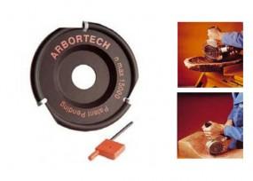 Woodcarver für Winkelschleifer Industrial