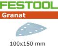 100 x 150 mm - Granat