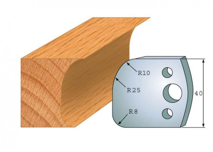 Profilmesser-Paar 062