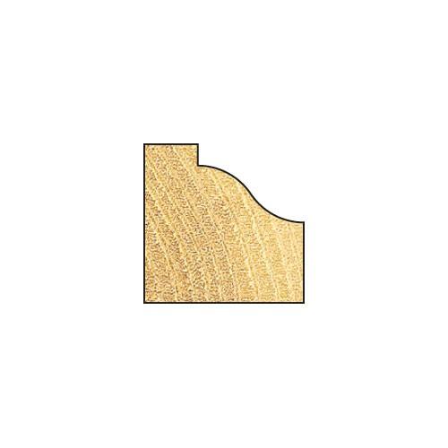 Karnisfräser flach