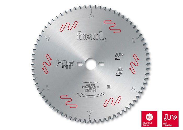 Kreissägeblatt HM 350 x 3,5/2,5 x 30 mm, Z=84
