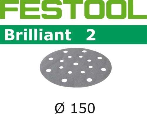 Schleifscheiben STF D150/16 P120 BR2/100