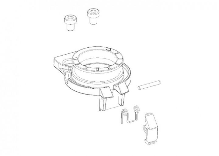 VECTURO Zubehör-Kit für Fein SuperCut - Tiefenanschlag