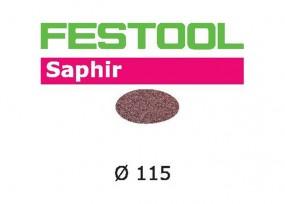 Schleifscheiben STF D115/0 P80 SA/25