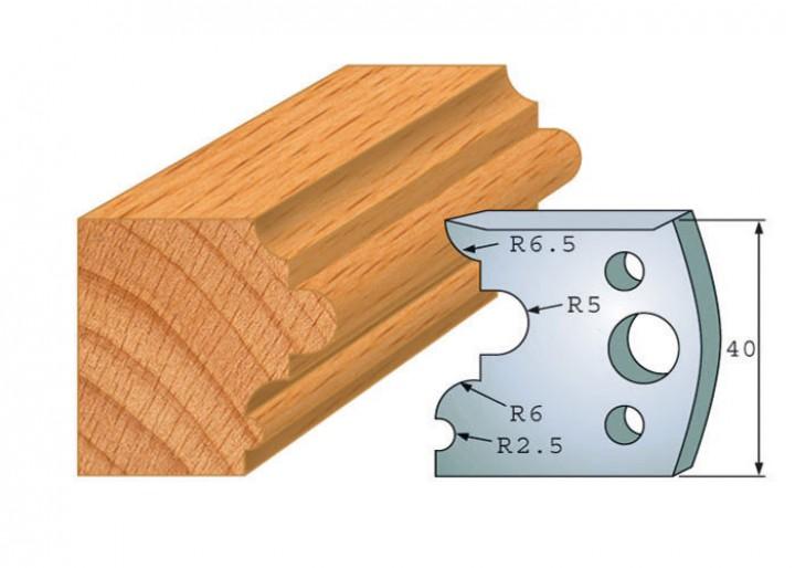 Profilmesser-Paar 036
