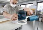 Bosch Exzenterschleifer GEX 125/150 AVE
