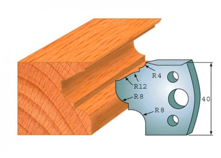 Profilmesser-Paar 089