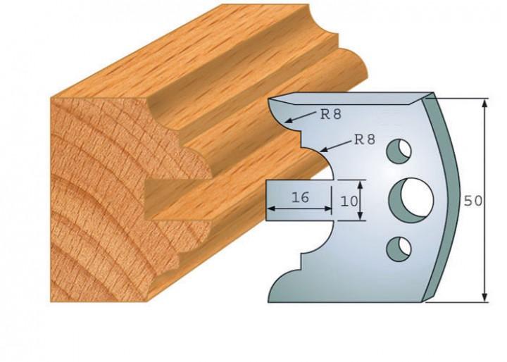 Profilmesser-Paar 522