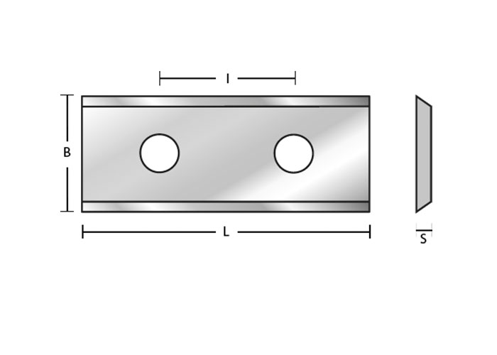 hm wendemesser 30 x 12 x 1 5 spanplatte. Black Bedroom Furniture Sets. Home Design Ideas