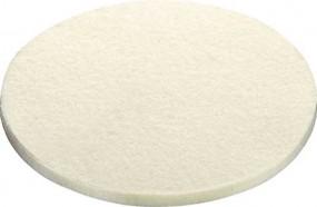 Polierfilz PF-STF-D125x10-W/5