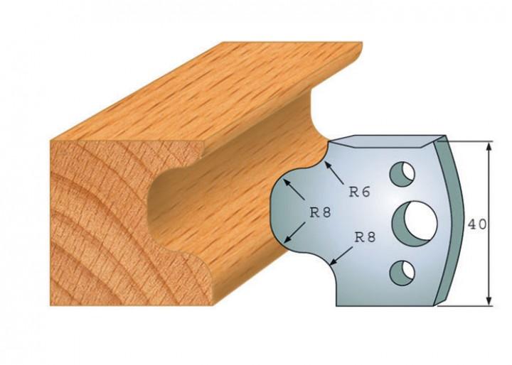 Profilmesser-Paar 056