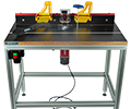 Sauter router table