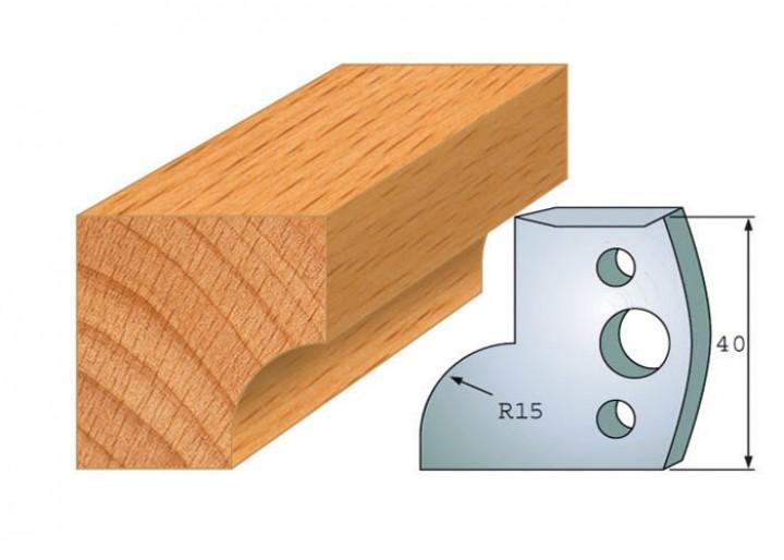 Profilmesser-Paar 057