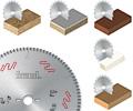 Querschnitt Holz, Holzverbund- & Kunststoffe - sehr fein
