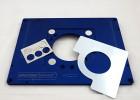 Nivellierscheiben für Einlegeplatten ELP2.0