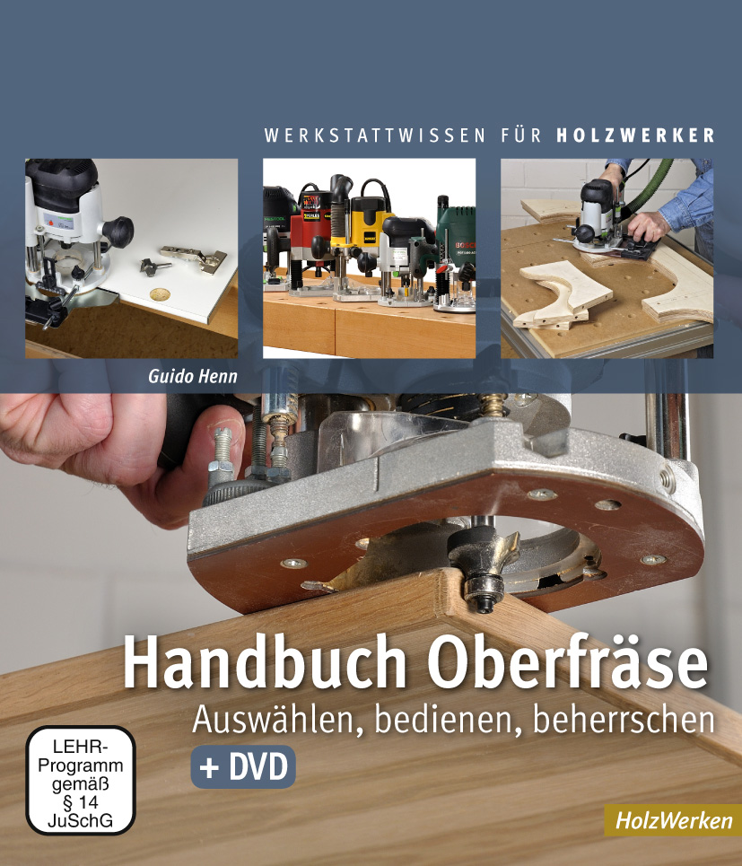 Fachbücher für die Holzbearbeitung