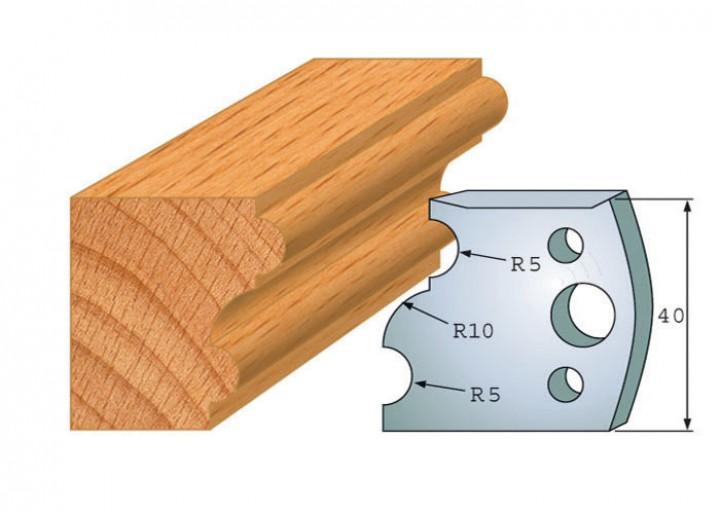 Profilmesser-Paar 052