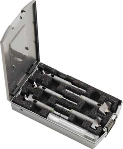 Forstnerbohrerset System ZOBO FB Set D 15-35 CE-Zobo