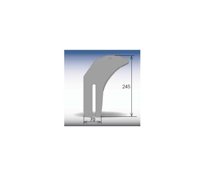Spaltkeil MARTIN 245 x 70 mm