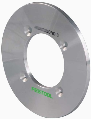 Tastrolle für Plattenfräse Aluminium-Verbundplatten A3