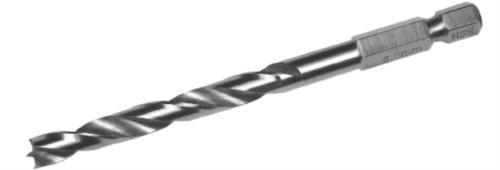 Holzspiralbohrer-Bits lang HSS
