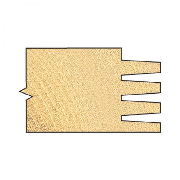 Finger-Verleimfräser Set