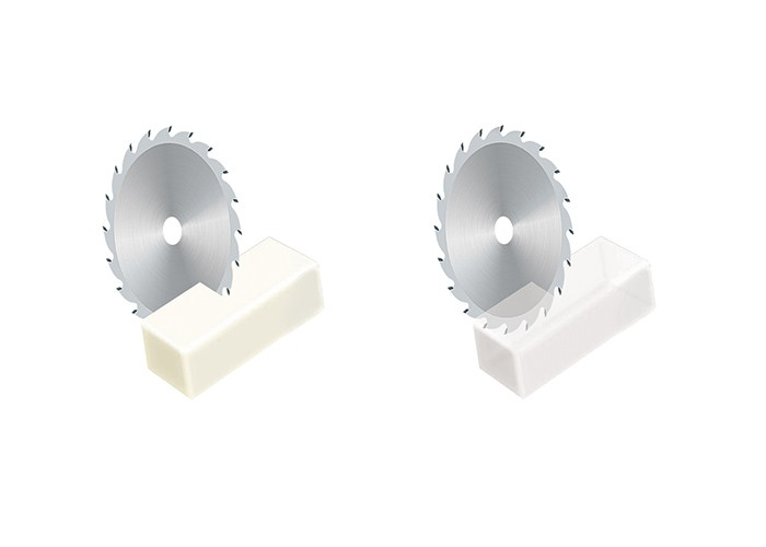 Kreissägeblatt HM 250 x 2,8/2,2 x 30 mm, Z=80