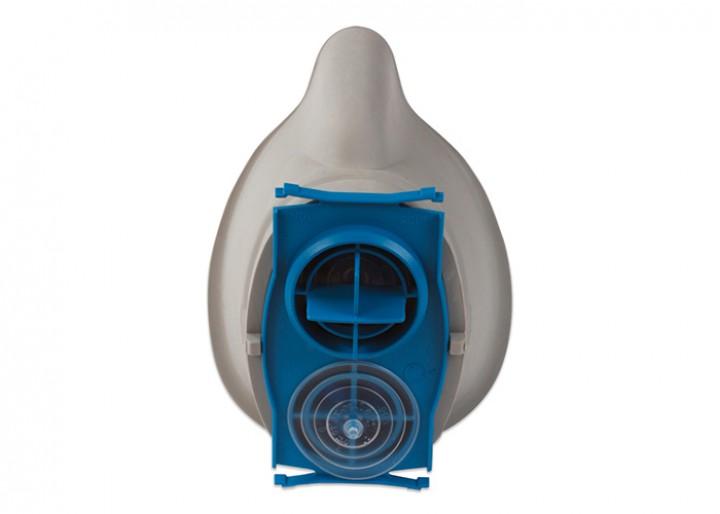 Ersatzgesichtsteil Standard (blau)