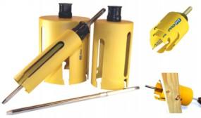 Lochsäge HM lang Click & Drill