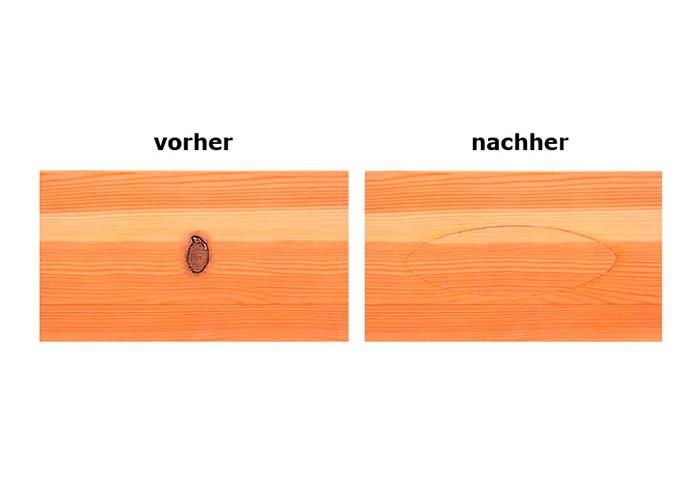Reparatur-Set Holz