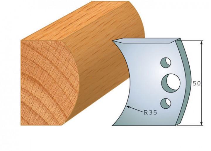 Profilmesser-Paar 548