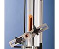 NEU - Bohrschablone für Türschlösser und Schließbleche