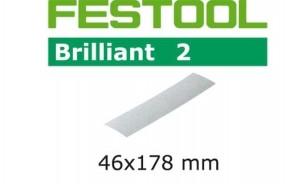 Schleifblätter STF 46x178/0-MIX BR2/10