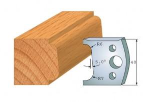 Profilmesser-Paar 002