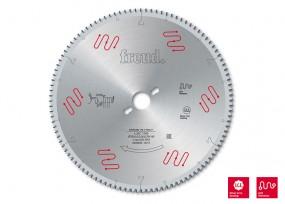 HM-Kreissägeblatt für NE-Metalle TFZ neg.