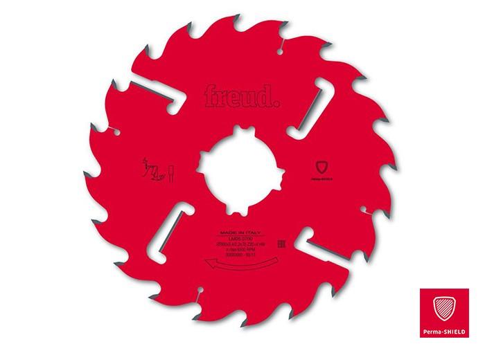 Kreissägeblatt HM 500 x 4,8/3,5 x 30 mm, Z=28+2+4
