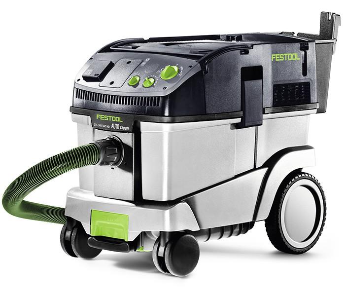 Absaugmobil CTL 36 E AC HD CLEANTEX