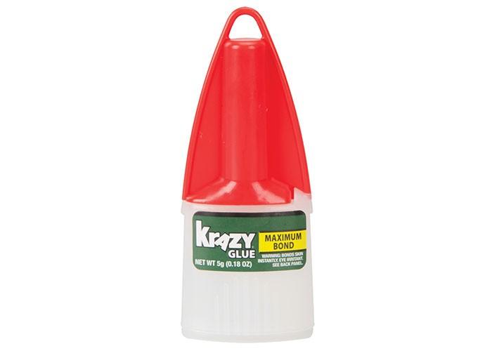 Krazy Glue Sekundenkleber präzise