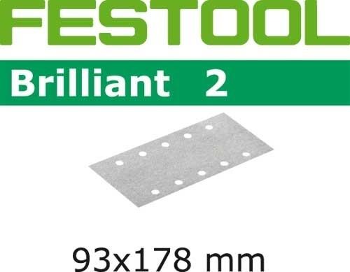 Schleifstreifen STF 93x178/8 P60 BR2/50