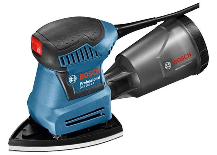 Bosch Schwingschleifer GSS 160 Multi Professional