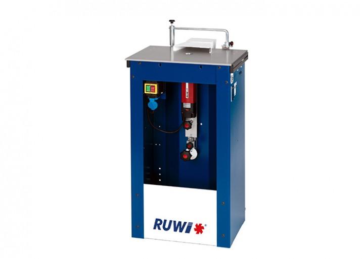Aggregate-Feineinstellung RUWI Unterflurfräse